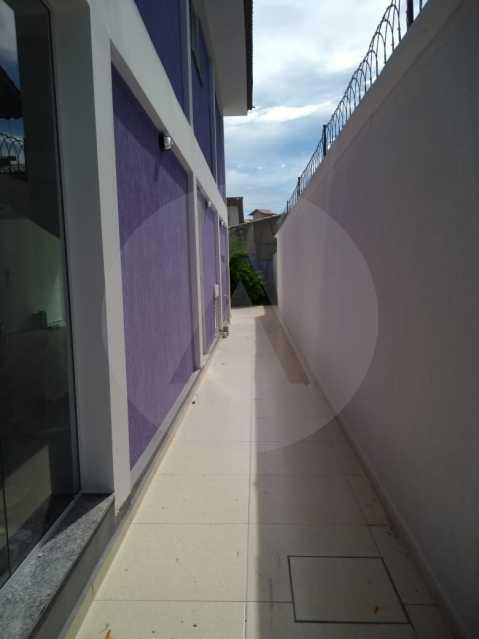 2-Casa Duplex Itaipu. - IMOBILIÁRIA AGATÊ IMÓVEIS VENDE CASA DUPLEX ITAIPU , NITERÓI. - HTCA40083 - 3