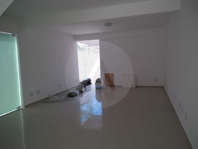 7-Casa Duplex Itaipu. - IMOBILIÁRIA AGATÊ IMÓVEIS VENDE CASA DUPLEX ITAIPU , NITERÓI. - HTCA40083 - 8