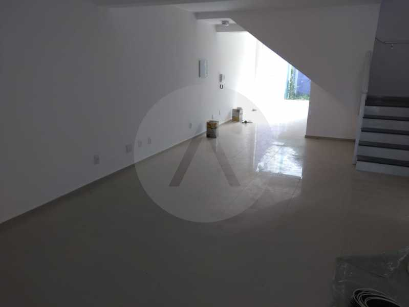 8-Casa Duplex Itaipu. - IMOBILIÁRIA AGATÊ IMÓVEIS VENDE CASA DUPLEX ITAIPU , NITERÓI. - HTCA40083 - 9