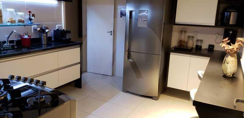 13 Casa Padrão Itaipu - Imobiliária Agatê Imóveis vende Casa Padrão Porteira Fechada de 153 m² por 900 mil reais Itaipu - Niterói. - HTCA40086 - 15