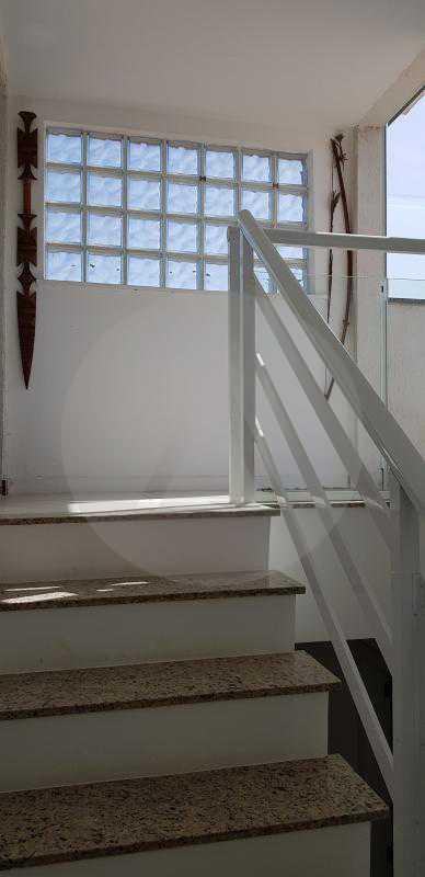 15 Casa Padrão Itaipu - Imobiliária Agatê Imóveis vende Casa Padrão Porteira Fechada de 153 m² por 900 mil reais Itaipu - Niterói. - HTCA40086 - 17