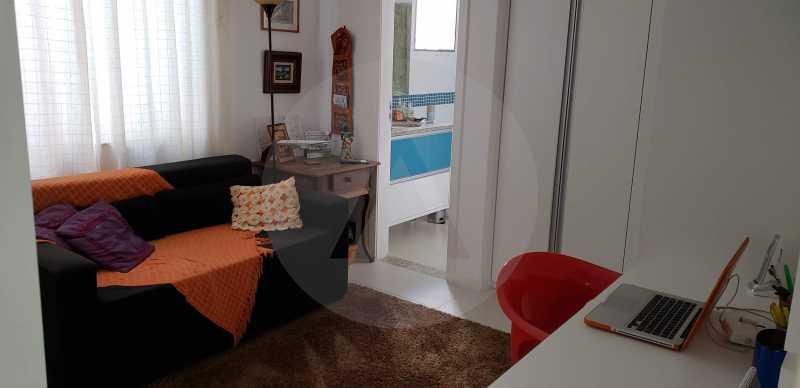 20 Casa Padrão Itaipu - Imobiliária Agatê Imóveis vende Casa Padrão Porteira Fechada de 153 m² por 900 mil reais Itaipu - Niterói. - HTCA40086 - 22