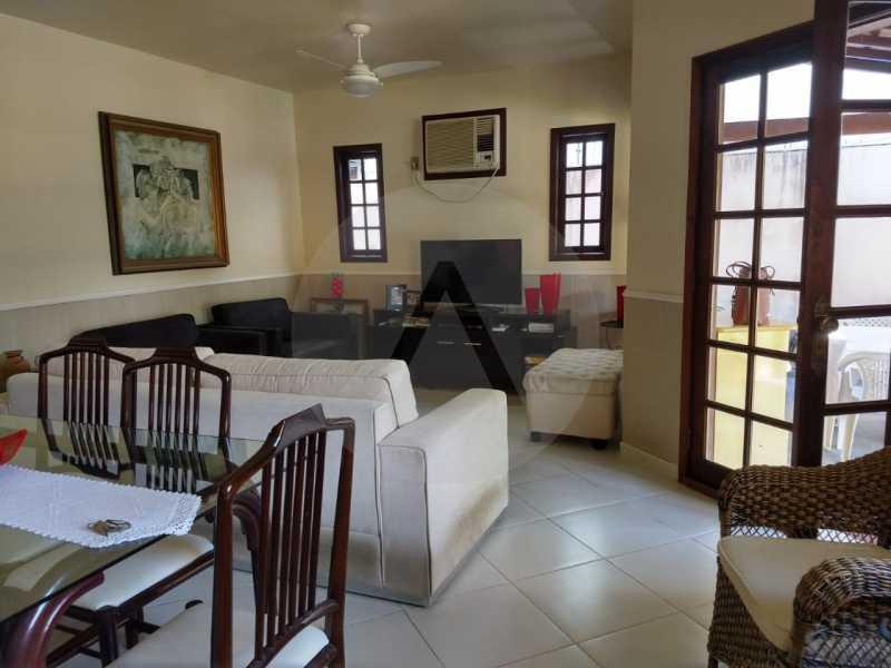 4 Casa Padrão Cambinhas. - Imobiliária Agatê Imóveis vende Casa de 180 m² por 1.290 mil reais Camboinhas - Niterói. - HTCA30190 - 5