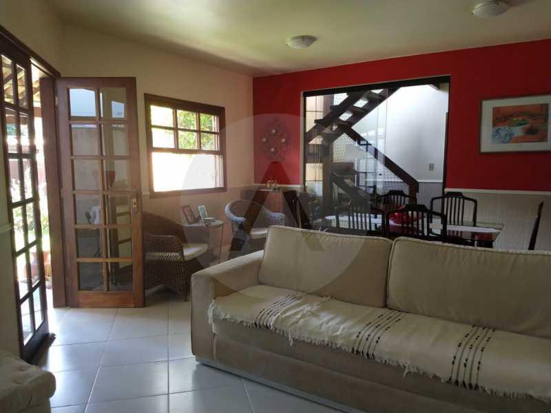 5 Casa Padrão Cambinhas. - Imobiliária Agatê Imóveis vende Casa de 180 m² por 1.290 mil reais Camboinhas - Niterói. - HTCA30190 - 6