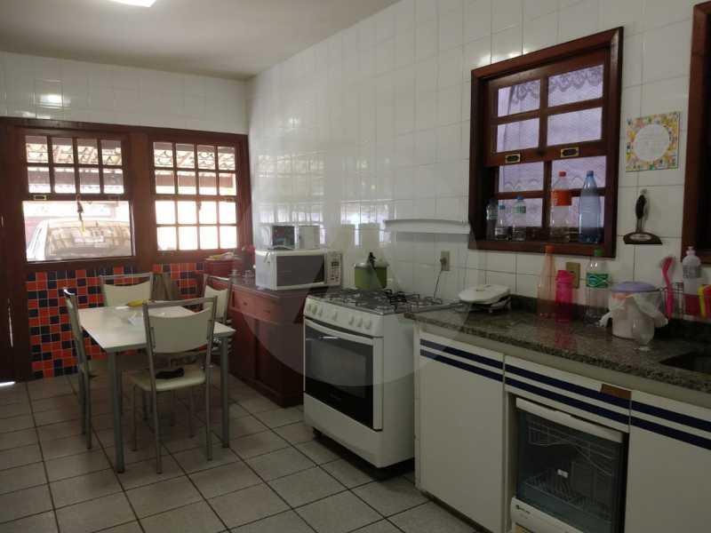 9 Casa Padrão Cambinhas. - Imobiliária Agatê Imóveis vende Casa de 180 m² por 1.290 mil reais Camboinhas - Niterói. - HTCA30190 - 10