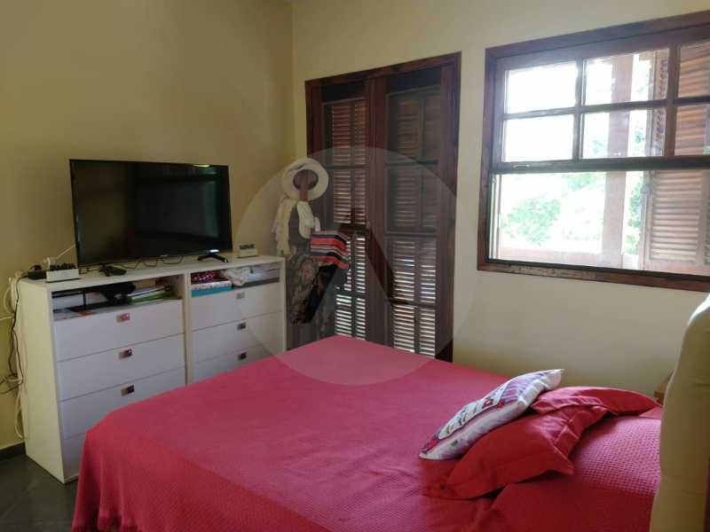 12 Casa Padrão Cambinhas. - Imobiliária Agatê Imóveis vende Casa de 180 m² por 1.290 mil reais Camboinhas - Niterói. - HTCA30190 - 13