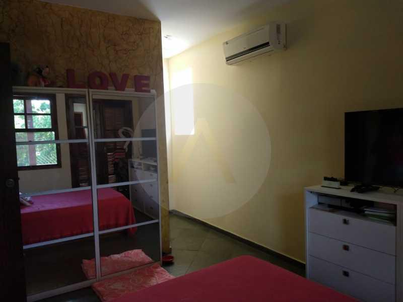 13 Casa Padrão Cambinhas. - Imobiliária Agatê Imóveis vende Casa de 180 m² por 1.290 mil reais Camboinhas - Niterói. - HTCA30190 - 14