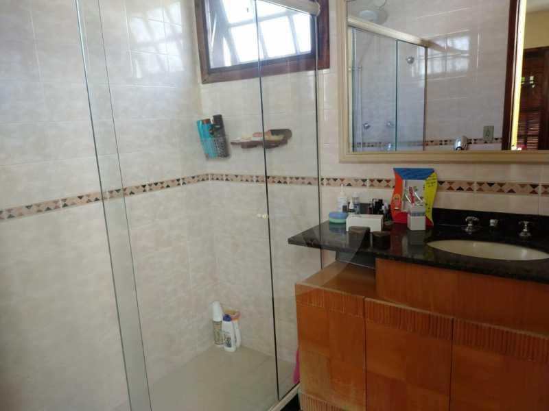 14 Casa Padrão Cambinhas. - Imobiliária Agatê Imóveis vende Casa de 180 m² por 1.290 mil reais Camboinhas - Niterói. - HTCA30190 - 15