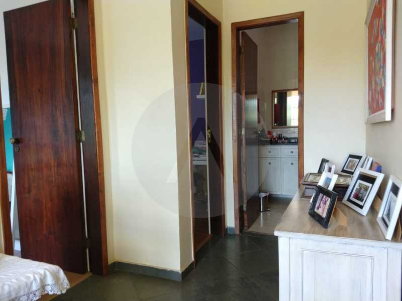 17 Casa Padrão Cambinhas. - Imobiliária Agatê Imóveis vende Casa de 180 m² por 1.290 mil reais Camboinhas - Niterói. - HTCA30190 - 18