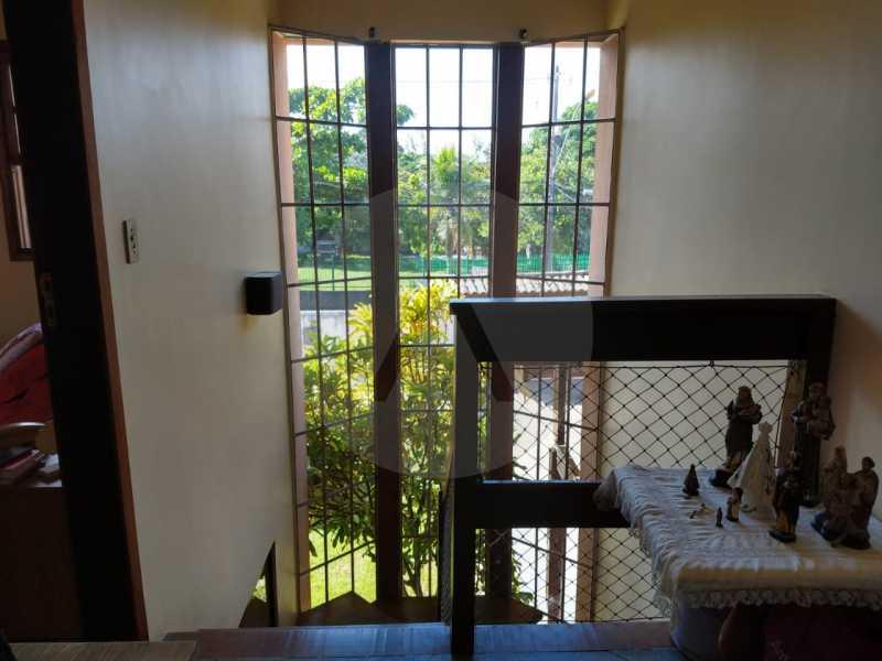 18 Casa Padrão Cambinhas. - Imobiliária Agatê Imóveis vende Casa de 180 m² por 1.290 mil reais Camboinhas - Niterói. - HTCA30190 - 19