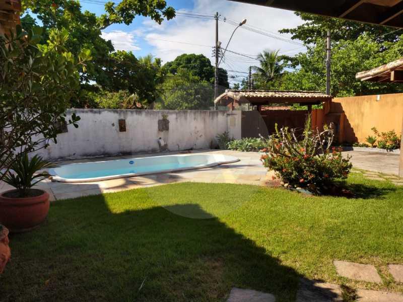 19 Casa Padrão Cambinhas. - Imobiliária Agatê Imóveis vende Casa de 180 m² por 1.290 mil reais Camboinhas - Niterói. - HTCA30190 - 20
