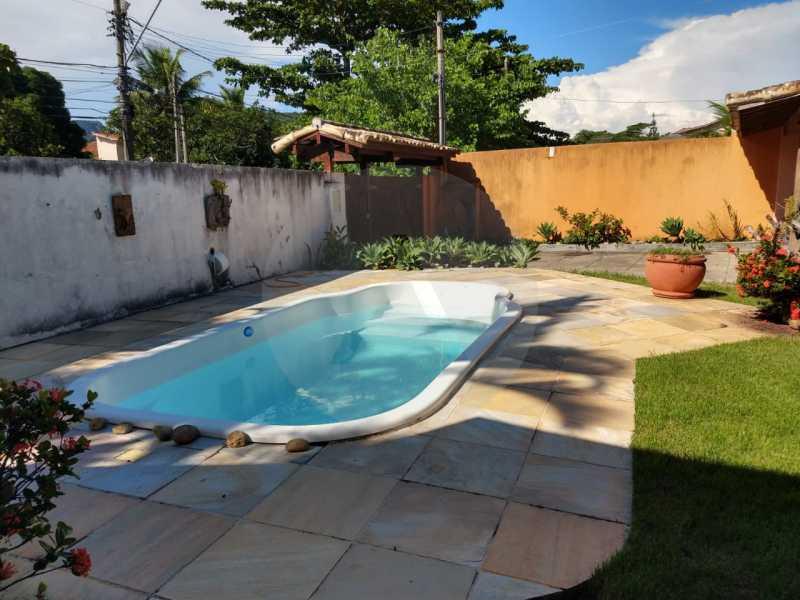 20 Casa Padrão Cambinhas. - Imobiliária Agatê Imóveis vende Casa de 180 m² por 1.290 mil reais Camboinhas - Niterói. - HTCA30190 - 21