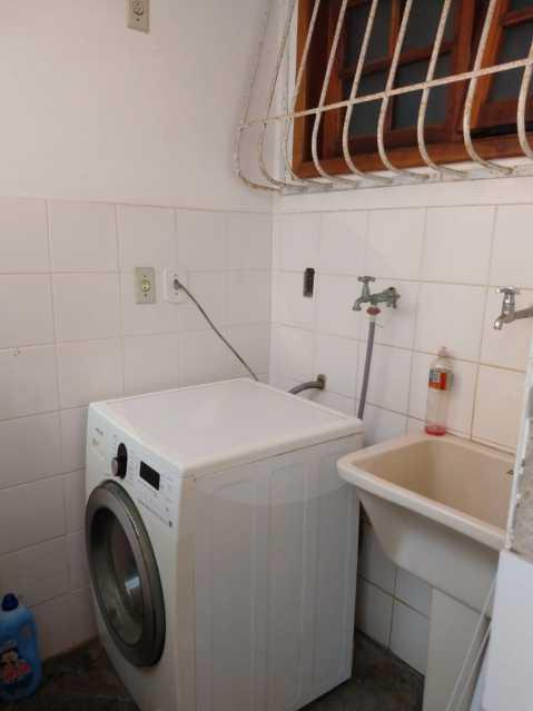 23 Casa Padrão Cambinhas. - Imobiliária Agatê Imóveis vende Casa de 180 m² por 1.290 mil reais Camboinhas - Niterói. - HTCA30190 - 24