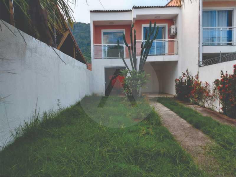 3 Casa Condomínio Pirtininga. - IMOBILIÁRIA AGATÊ IMÓVEIS VENDE CASA CONDOMÍNIO PIRATININGA NITERÓI. - HTCN40060 - 4