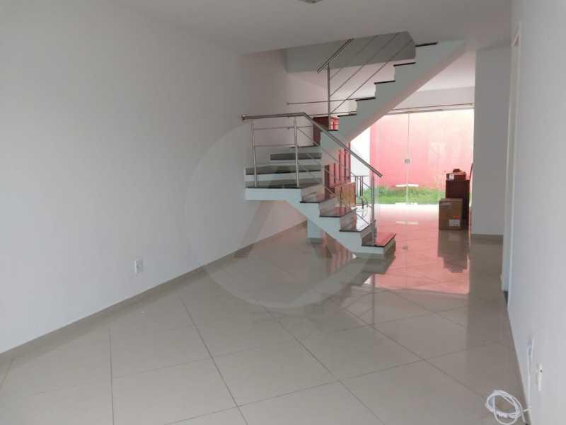 4 Casa Condomínio Pirtininga. - IMOBILIÁRIA AGATÊ IMÓVEIS VENDE CASA CONDOMÍNIO PIRATININGA NITERÓI. - HTCN40060 - 5