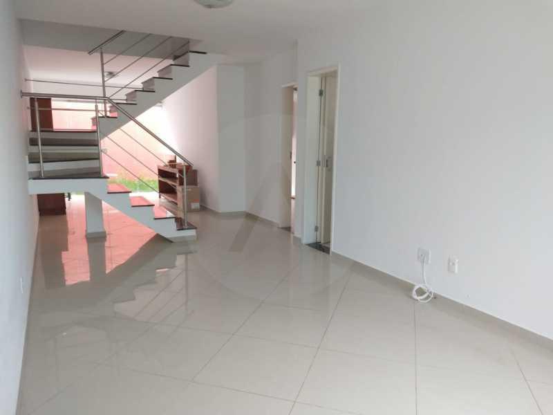 5 Casa Condomínio Pirtininga. - IMOBILIÁRIA AGATÊ IMÓVEIS VENDE CASA CONDOMÍNIO PIRATININGA NITERÓI. - HTCN40060 - 6