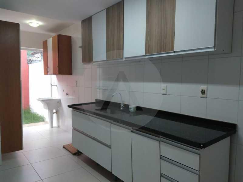 10 Casa Condomínio Pirtininga - IMOBILIÁRIA AGATÊ IMÓVEIS VENDE CASA CONDOMÍNIO PIRATININGA NITERÓI. - HTCN40060 - 11