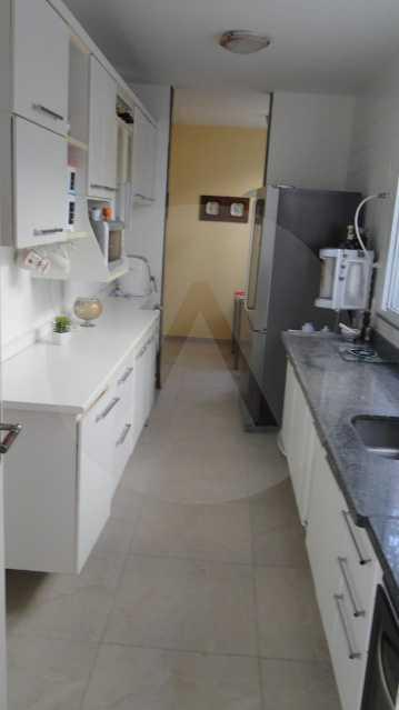 11 Casa Condomínio Pirtininga - IMOBILIÁRIA AGATÊ IMÓVEIS VENDE CASA CONDOMÍNIO PIRATININGA NITERÓI. - HTCN40060 - 12