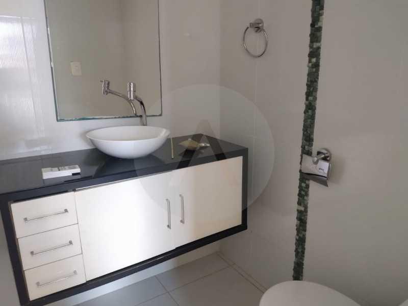 16 Casa Condomínio Pirtininga - IMOBILIÁRIA AGATÊ IMÓVEIS VENDE CASA CONDOMÍNIO PIRATININGA NITERÓI. - HTCN40060 - 17