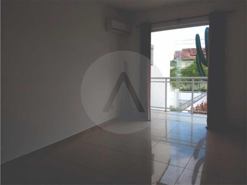 18 Casa Condomínio Pirtininga - IMOBILIÁRIA AGATÊ IMÓVEIS VENDE CASA CONDOMÍNIO PIRATININGA NITERÓI. - HTCN40060 - 19