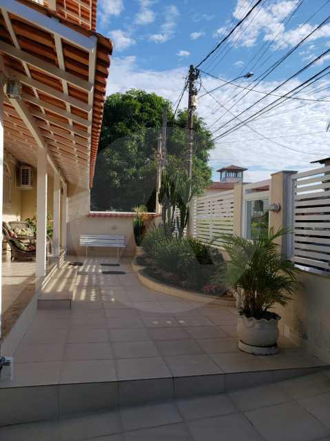 condominio colinazul itaipu 1 - Imobiliária Agatê Imóveis vende Casa em Condomínio de 250m² por 1.260 mil reais Itaipu - Niterói. - HTCN40061 - 5