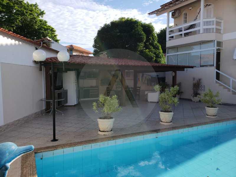condominio colinazul itaipu 5 - Imobiliária Agatê Imóveis vende Casa em Condomínio de 250m² por 1.260 mil reais Itaipu - Niterói. - HTCN40061 - 8
