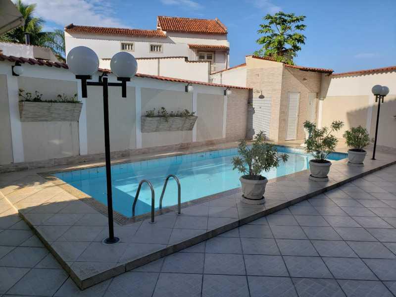 condominio colinazul itaipu 8 - Imobiliária Agatê Imóveis vende Casa em Condomínio de 250m² por 1.260 mil reais Itaipu - Niterói. - HTCN40061 - 9