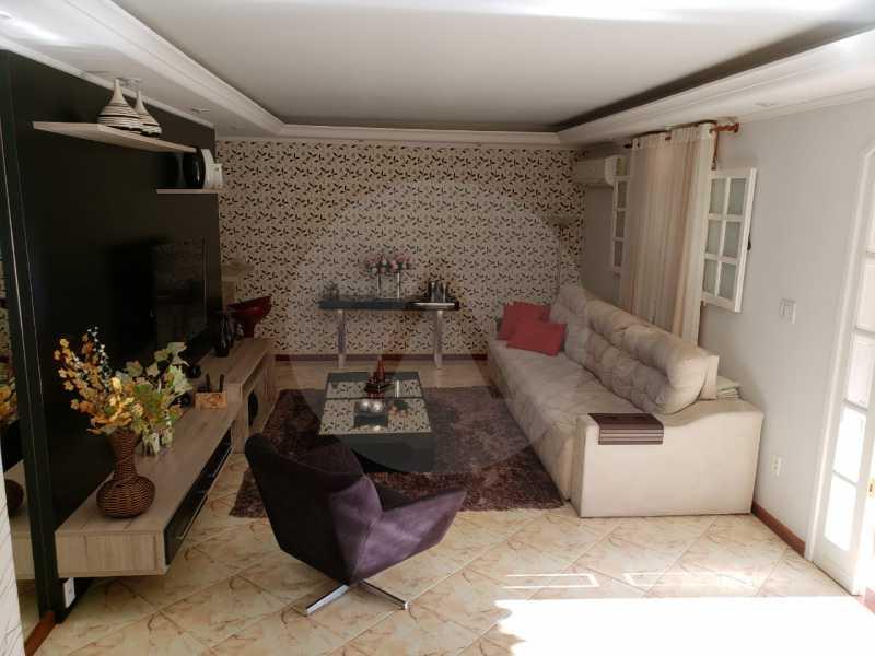 condominio colinazul itaipu 10 - Imobiliária Agatê Imóveis vende Casa em Condomínio de 250m² por 1.260 mil reais Itaipu - Niterói. - HTCN40061 - 11