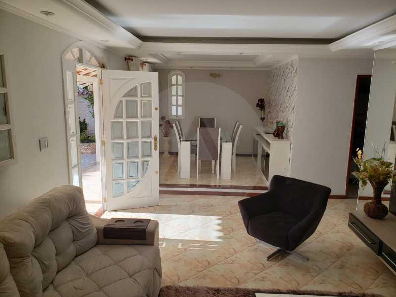 condominio colinazul itaipu 12 - Imobiliária Agatê Imóveis vende Casa em Condomínio de 250m² por 1.260 mil reais Itaipu - Niterói. - HTCN40061 - 15