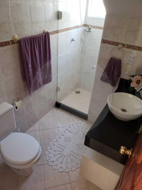 condominio colinazul itaipu 14 - Imobiliária Agatê Imóveis vende Casa em Condomínio de 250m² por 1.260 mil reais Itaipu - Niterói. - HTCN40061 - 17