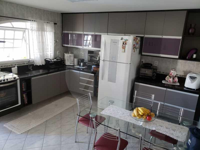 condominio colinazul itaipu 23 - Imobiliária Agatê Imóveis vende Casa em Condomínio de 250m² por 1.260 mil reais Itaipu - Niterói. - HTCN40061 - 14