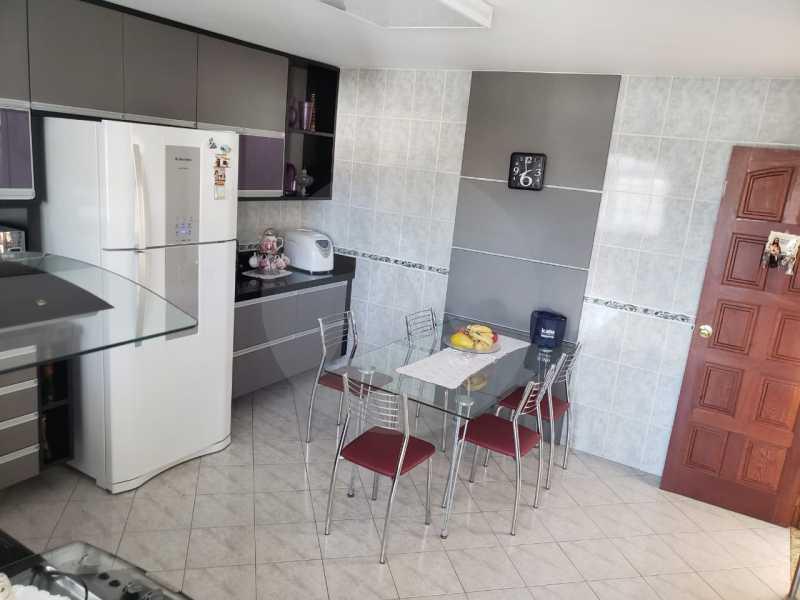 condominio colinazul itaipu 24 - Imobiliária Agatê Imóveis vende Casa em Condomínio de 250m² por 1.260 mil reais Itaipu - Niterói. - HTCN40061 - 25