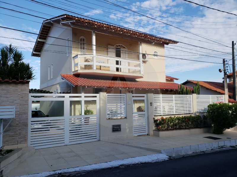 condominio colinazul itaipu - Imobiliária Agatê Imóveis vende Casa em Condomínio de 250m² por 1.260 mil reais Itaipu - Niterói. - HTCN40061 - 26