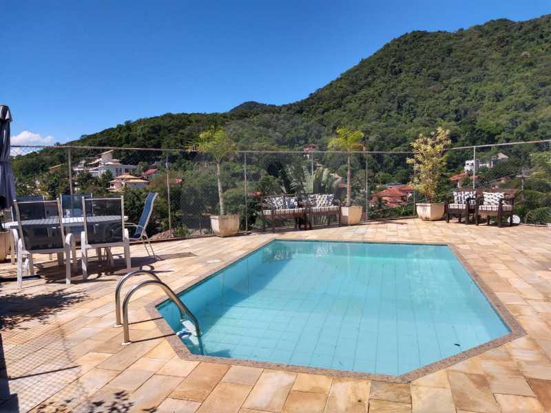2 Casa Condomínio Itaipu. - Imobiliária Agatê Imóveis vende Oportunidade Casa em Condomínio de 380 m² por 750 mil reais Itaipu - Niterói. - HTCN50011 - 3