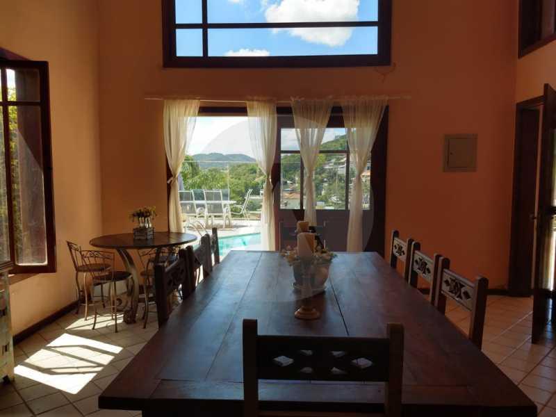 3 Casa Condomínio Itaipu. - Imobiliária Agatê Imóveis vende Oportunidade Casa em Condomínio de 380 m² por 750 mil reais Itaipu - Niterói. - HTCN50011 - 4