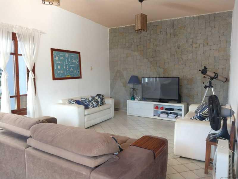 4 Casa Condomínio Itaipu. - Imobiliária Agatê Imóveis vende Oportunidade Casa em Condomínio de 380 m² por 750 mil reais Itaipu - Niterói. - HTCN50011 - 5