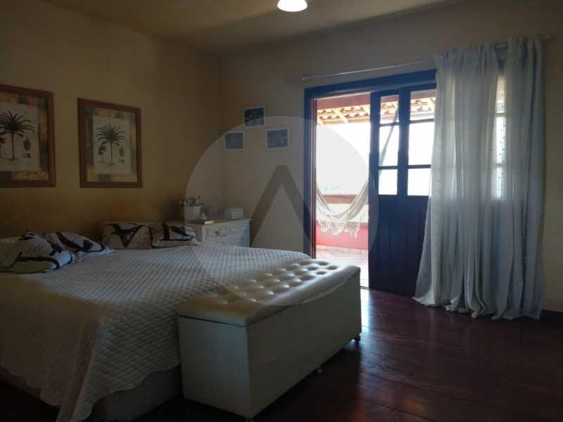 6 Casa Condomínio Itaipu. - Imobiliária Agatê Imóveis vende Oportunidade Casa em Condomínio de 380 m² por 750 mil reais Itaipu - Niterói. - HTCN50011 - 7