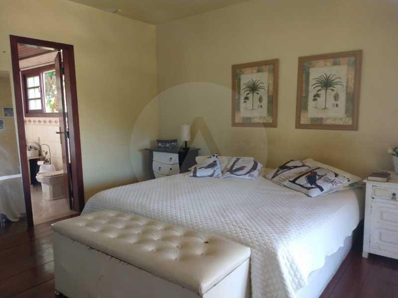 7 Casa Condomínio Itaipu. - Imobiliária Agatê Imóveis vende Oportunidade Casa em Condomínio de 380 m² por 750 mil reais Itaipu - Niterói. - HTCN50011 - 8