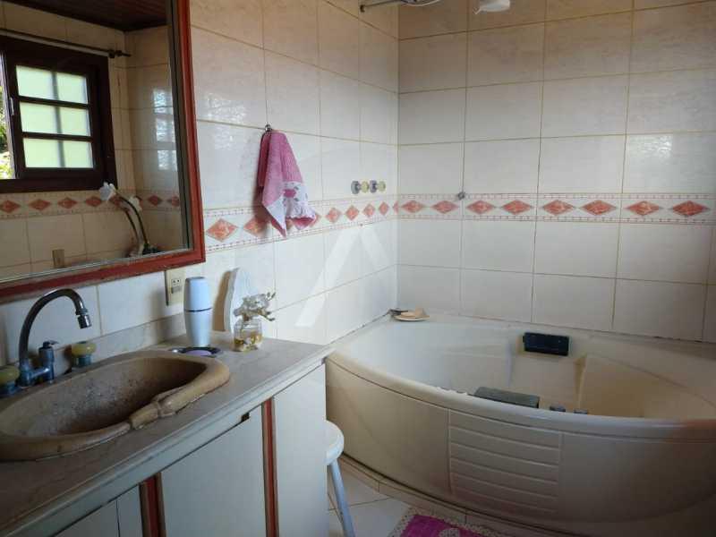 10 Casa Condomínio Itaipu. - Imobiliária Agatê Imóveis vende Oportunidade Casa em Condomínio de 380 m² por 750 mil reais Itaipu - Niterói. - HTCN50011 - 11