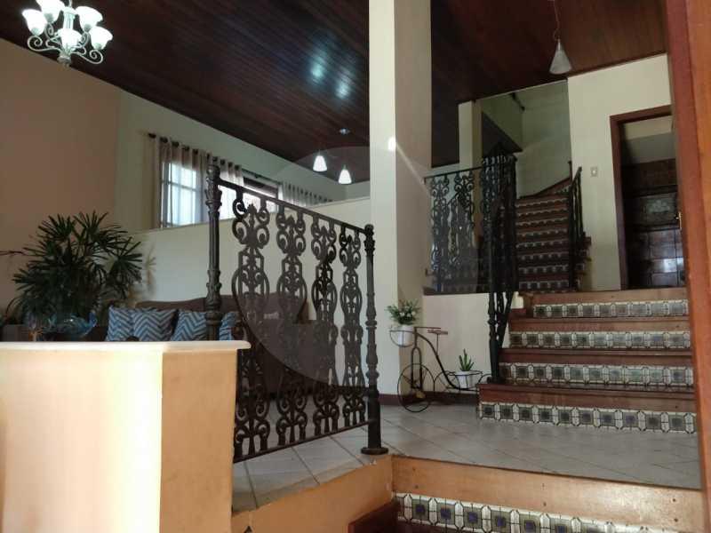 12 Casa Condomínio Itaipu. - Imobiliária Agatê Imóveis vende Oportunidade Casa em Condomínio de 380 m² por 750 mil reais Itaipu - Niterói. - HTCN50011 - 13