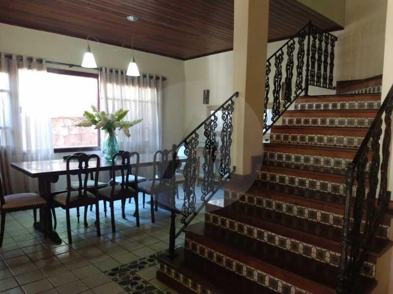 15 Casa Condomínio Itaipu. - Imobiliária Agatê Imóveis vende Oportunidade Casa em Condomínio de 380 m² por 750 mil reais Itaipu - Niterói. - HTCN50011 - 16