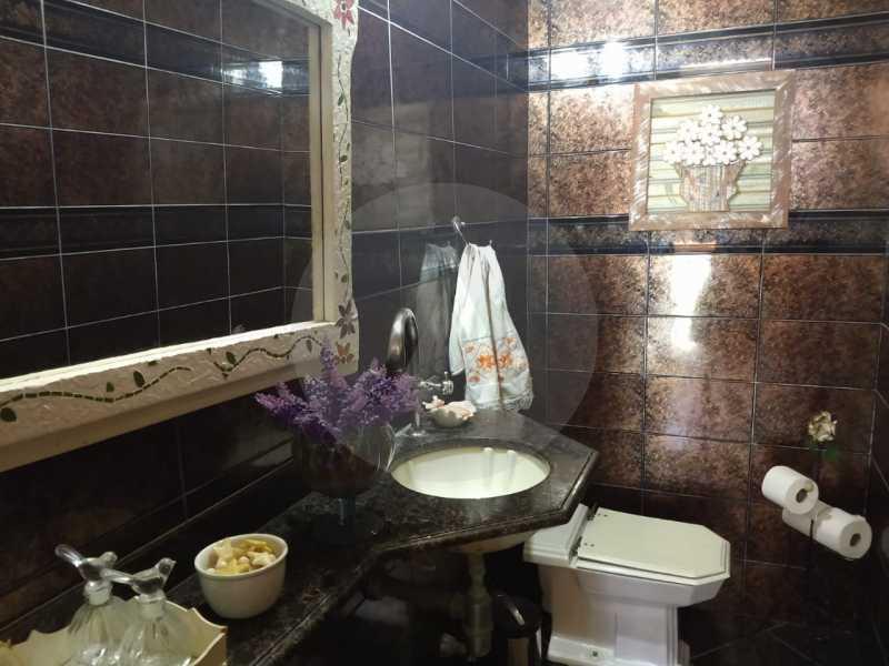 16 Casa Condomínio Itaipu. - Imobiliária Agatê Imóveis vende Oportunidade Casa em Condomínio de 380 m² por 750 mil reais Itaipu - Niterói. - HTCN50011 - 17