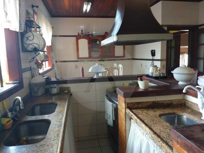 18 Casa Condomínio Itaipu. - Imobiliária Agatê Imóveis vende Oportunidade Casa em Condomínio de 380 m² por 750 mil reais Itaipu - Niterói. - HTCN50011 - 19