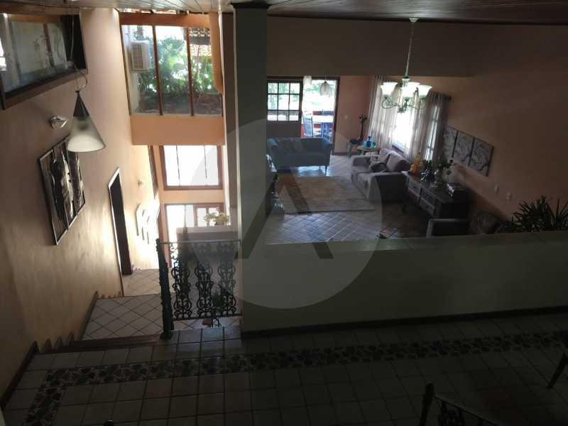 20 Casa Condomínio Itaipu. - Imobiliária Agatê Imóveis vende Oportunidade Casa em Condomínio de 380 m² por 750 mil reais Itaipu - Niterói. - HTCN50011 - 21