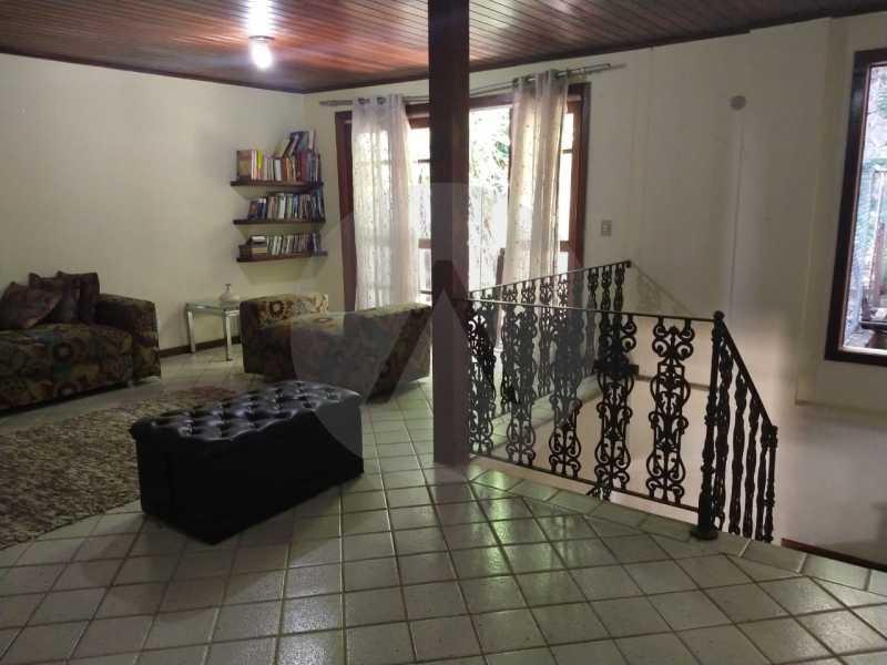 21 Casa Condomínio Itaipu. - Imobiliária Agatê Imóveis vende Oportunidade Casa em Condomínio de 380 m² por 750 mil reais Itaipu - Niterói. - HTCN50011 - 22
