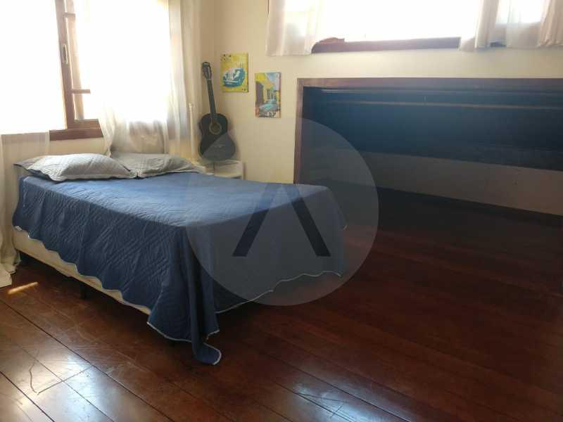 22 Casa Condomínio Itaipu. - Imobiliária Agatê Imóveis vende Oportunidade Casa em Condomínio de 380 m² por 750 mil reais Itaipu - Niterói. - HTCN50011 - 23