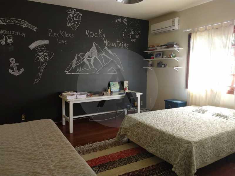 23 Casa Condomínio Itaipu. - Imobiliária Agatê Imóveis vende Oportunidade Casa em Condomínio de 380 m² por 750 mil reais Itaipu - Niterói. - HTCN50011 - 24
