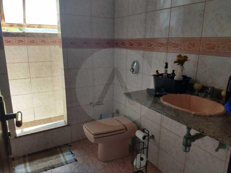 24 Casa Condomínio Itaipu. - Imobiliária Agatê Imóveis vende Oportunidade Casa em Condomínio de 380 m² por 750 mil reais Itaipu - Niterói. - HTCN50011 - 25