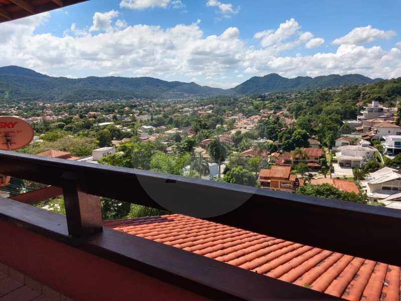 28 Casa Condomínio Itaipu. - Imobiliária Agatê Imóveis vende Oportunidade Casa em Condomínio de 380 m² por 750 mil reais Itaipu - Niterói. - HTCN50011 - 29