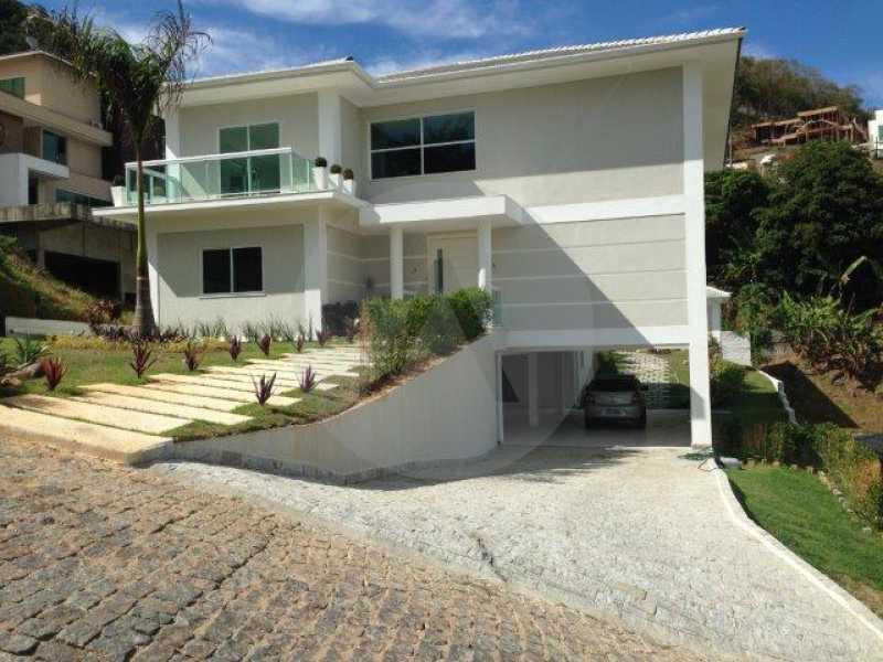 2 Casa Condomínio Pendotiba - Imobiliária Agatê Imóveis vende Casa em Condomínio de 740 m² Itaipu - Niterói por 2.500 mil reais. - HTCN50013 - 3